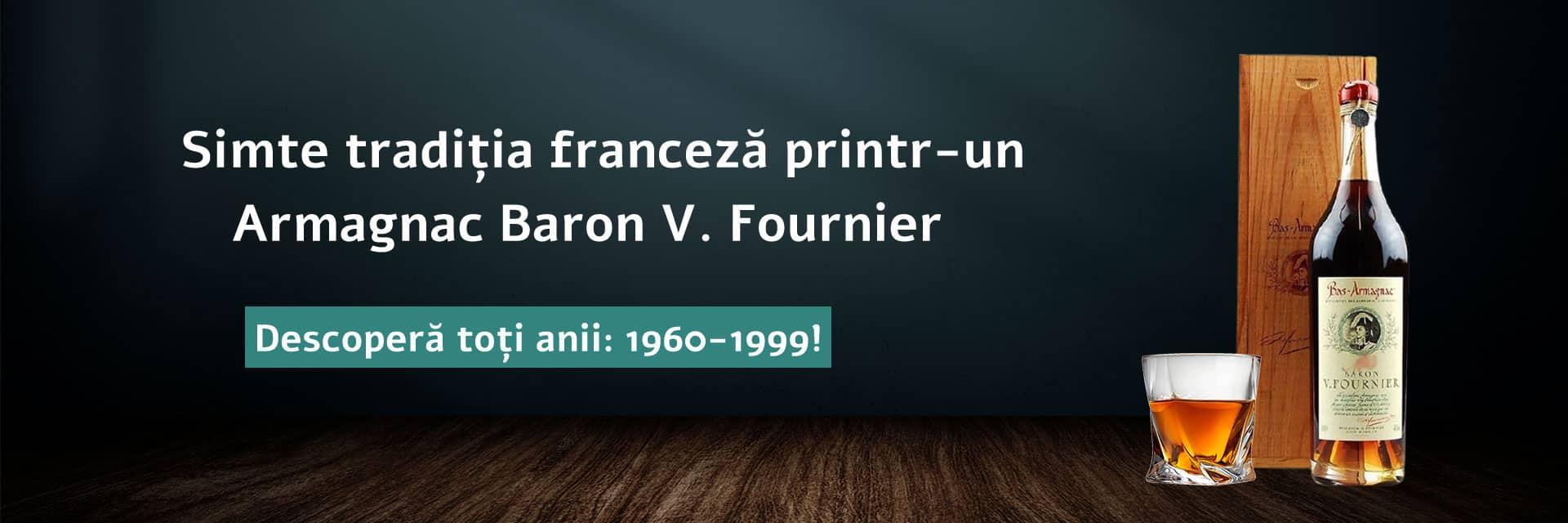 Armagnac Baron F