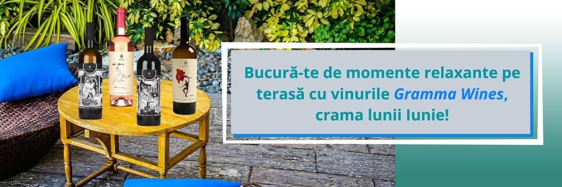 Crama Lunii Iunie: Gramma Wines