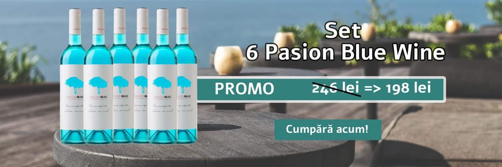 Promo Pasion Blue