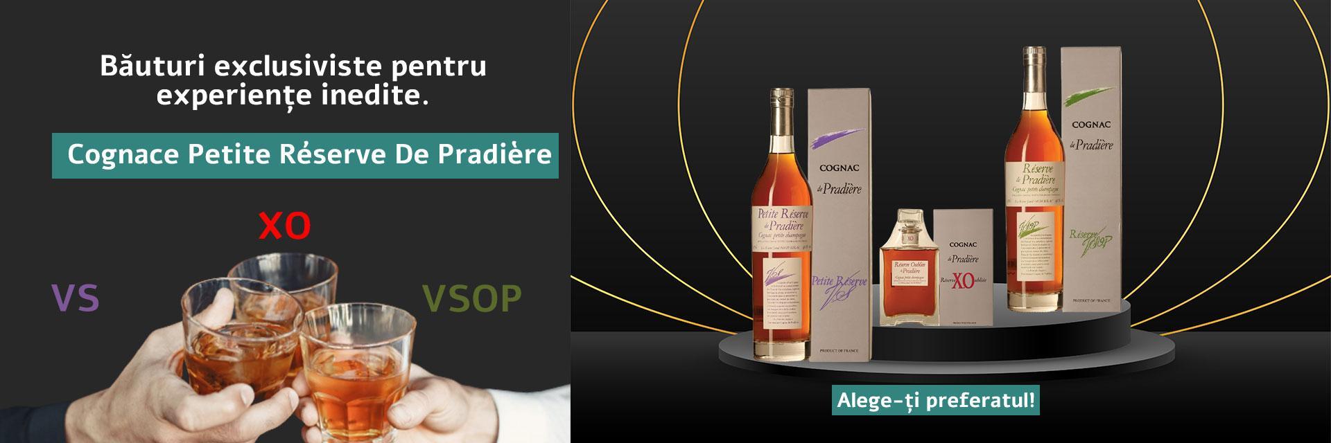 Cognac Petit Reserve de Pradiere