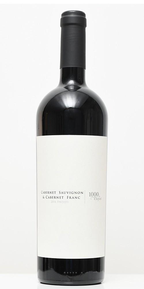 1000 de Chipuri Cabernet Sauvignon & Cabernet Franc 0.75L