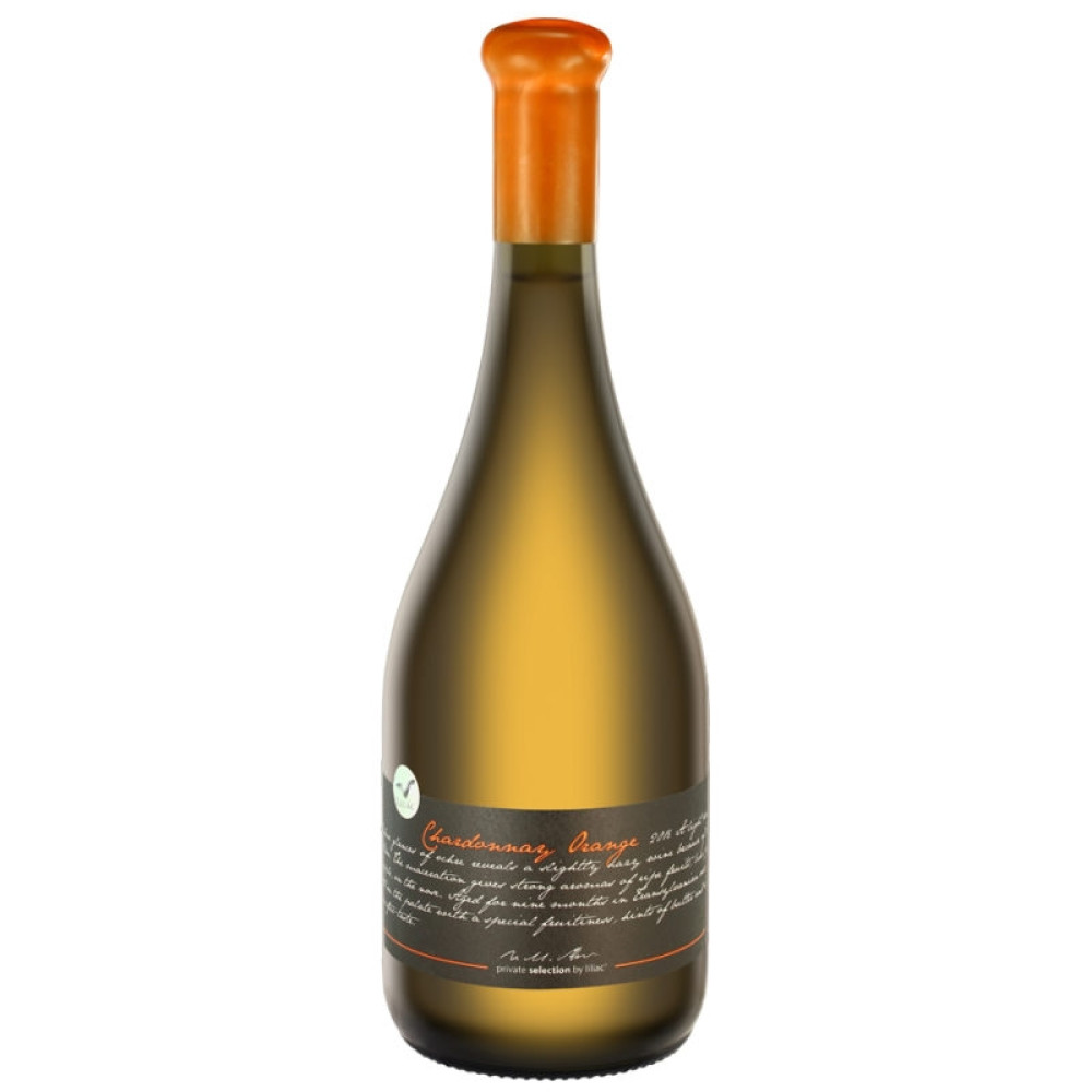 Liliac Private Selection Chardonnay Orange 0.75L
