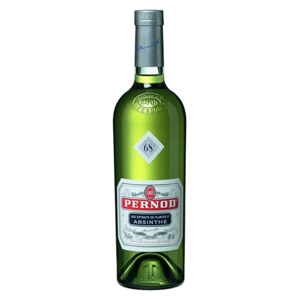 Absinth Pernod 68  0.7L