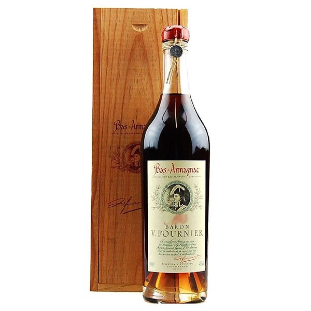 Armagnac Baron V. Fournier 1981 0.7L