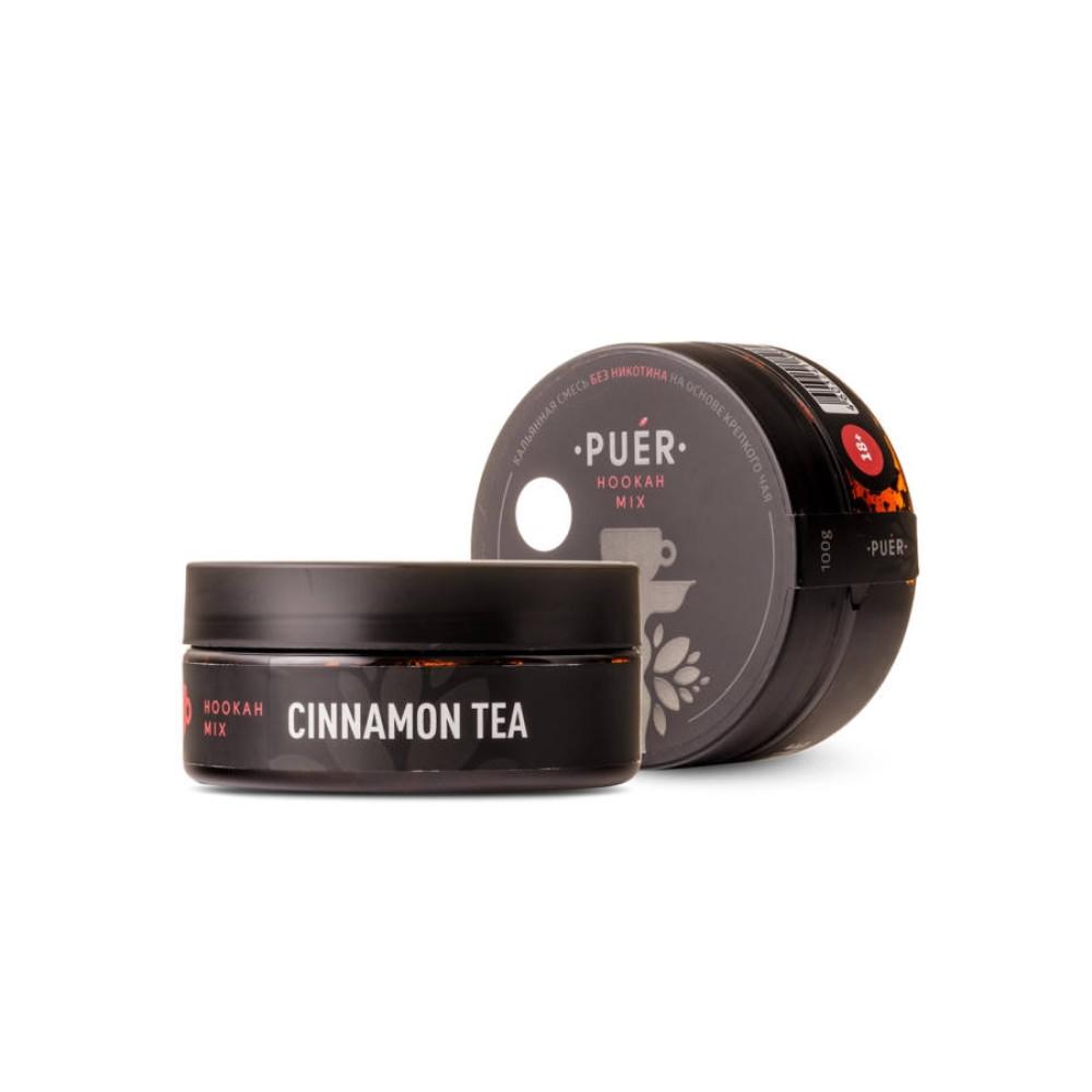 Aroma Narghilea Puer Hookah Mix Cinnamon Tea 100g