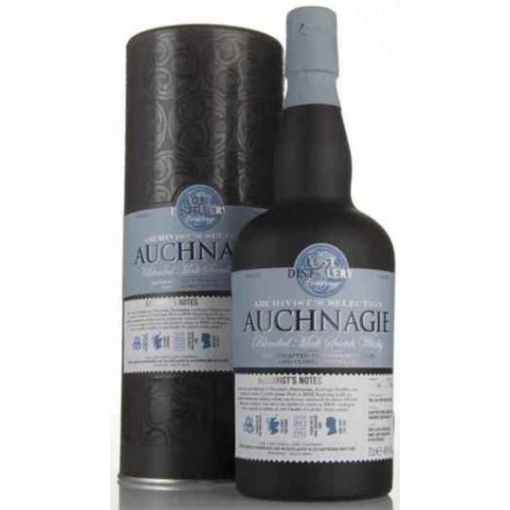 Auchnagie Archivist Selection 0.7L