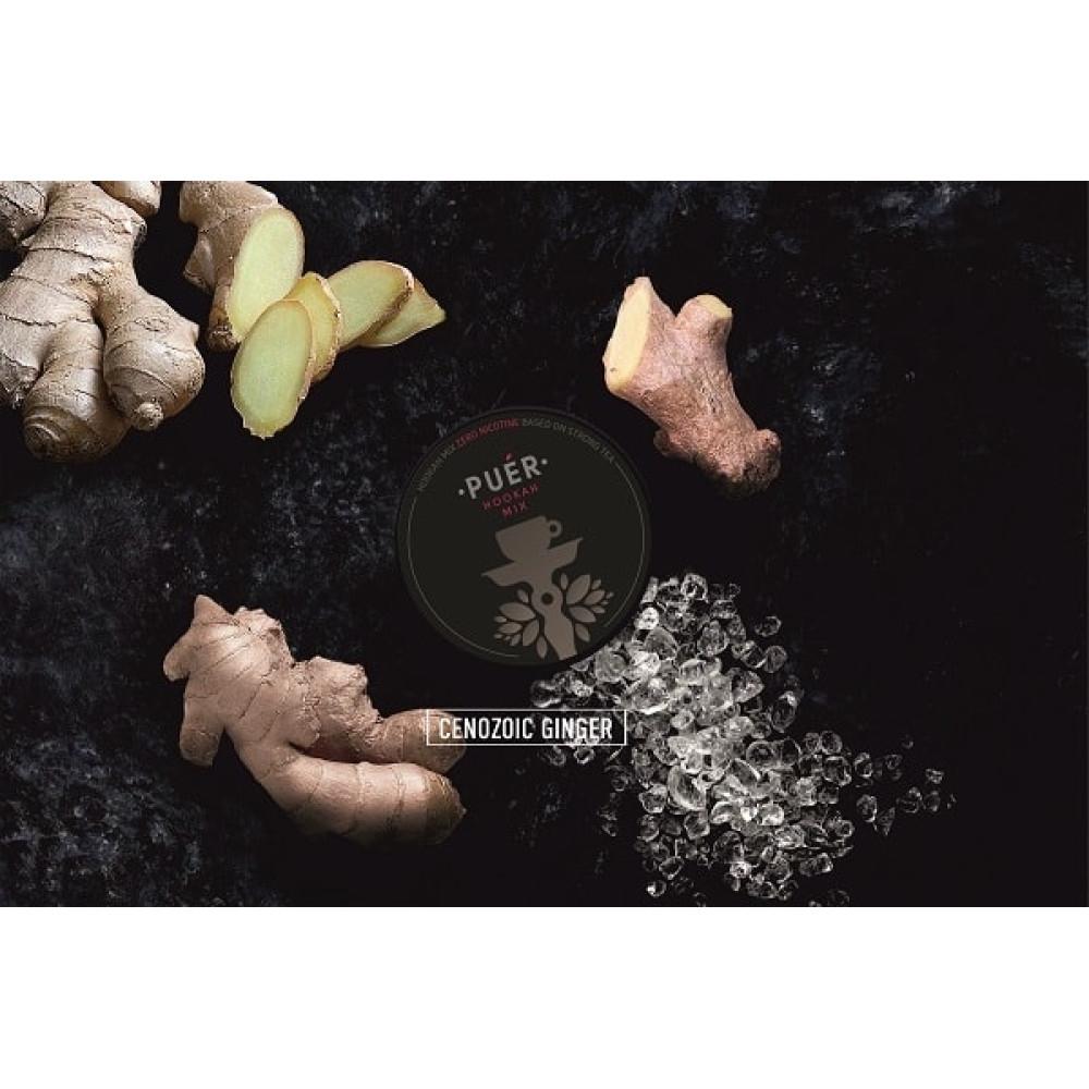Aroma Narghilea Puer Hookah Mix Cenozoic Ginger 100g