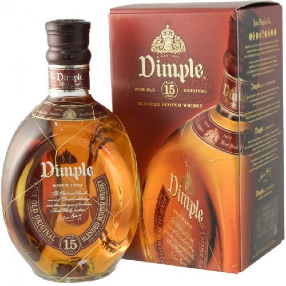 Scotch Dimple 15 ani 0.7L