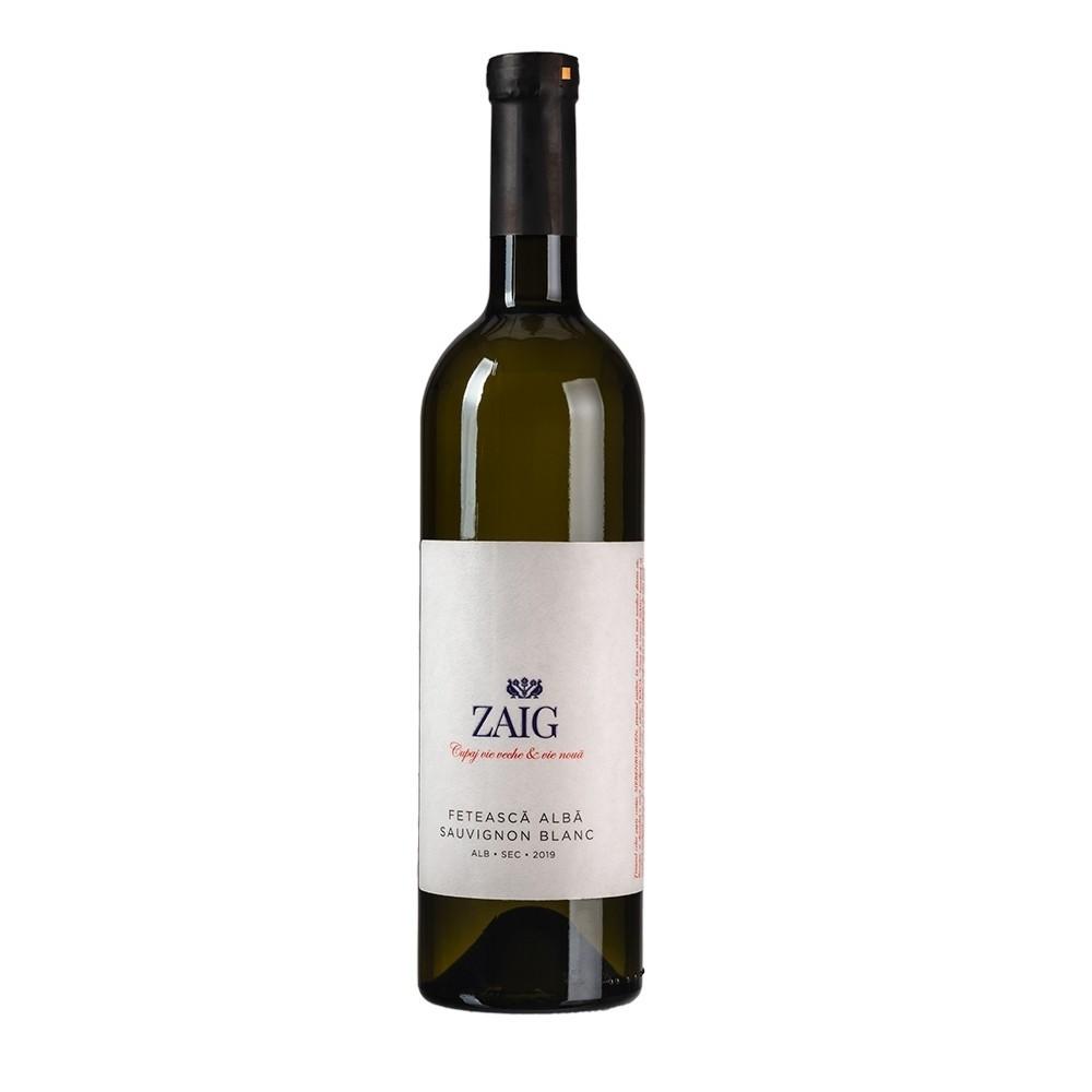 Zaig Feteasca Alba & Sauvignion Blanc 0.75L