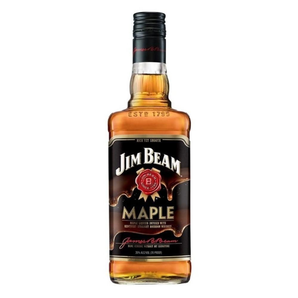 Jim Beam Maple 0.7L
