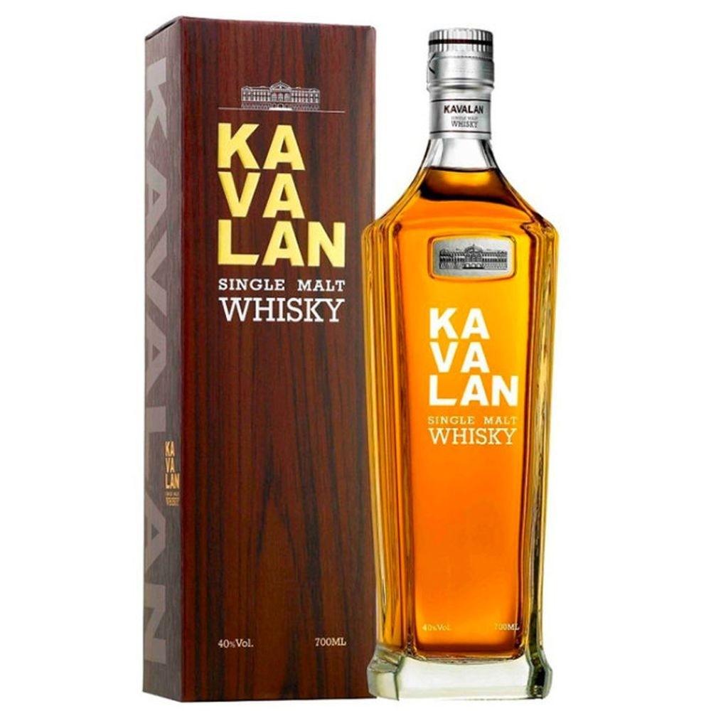 Whisky Kavalan Single Malt 0.7