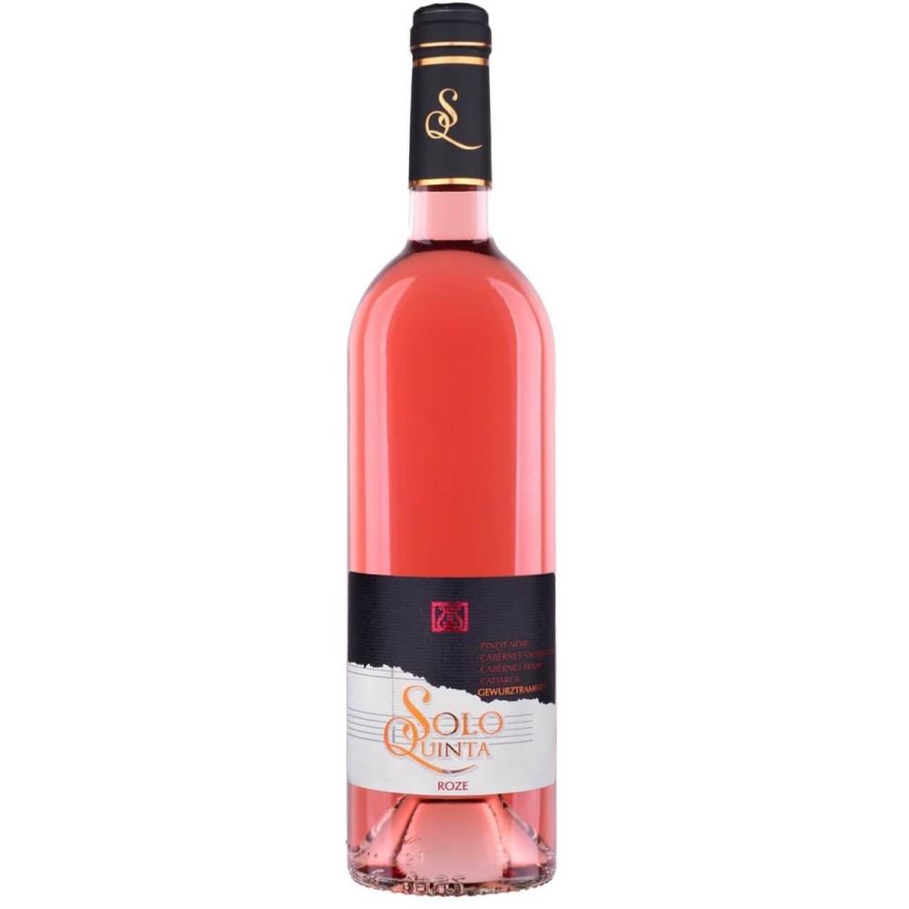 Vin Solo Quinta Rose 0.75L