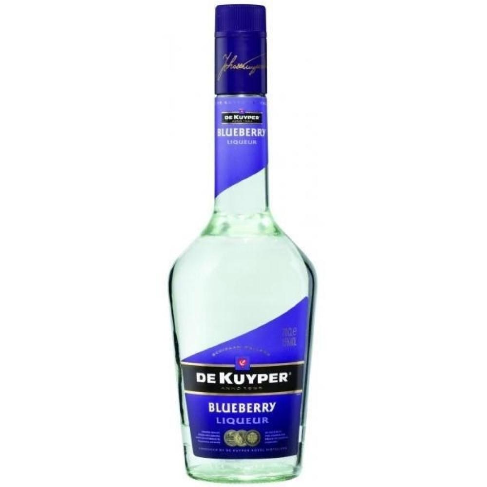 Lichior De Kuyper Blueberry 0.7L