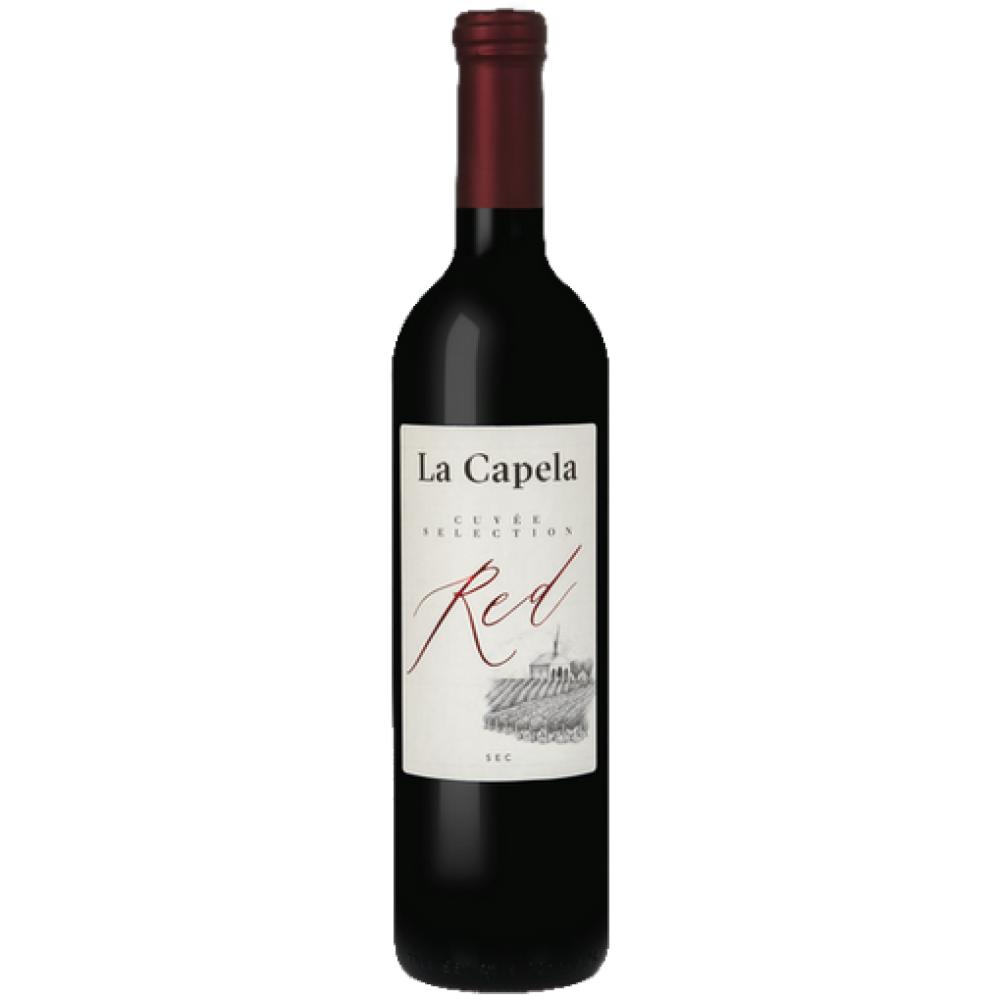 Vin La Capela Cuvee Selection Red 0.75L