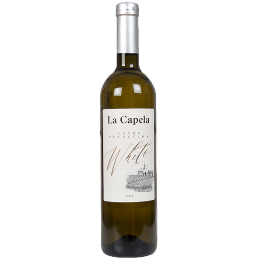 Vin La Capela Cuvee Selection White 0.75L