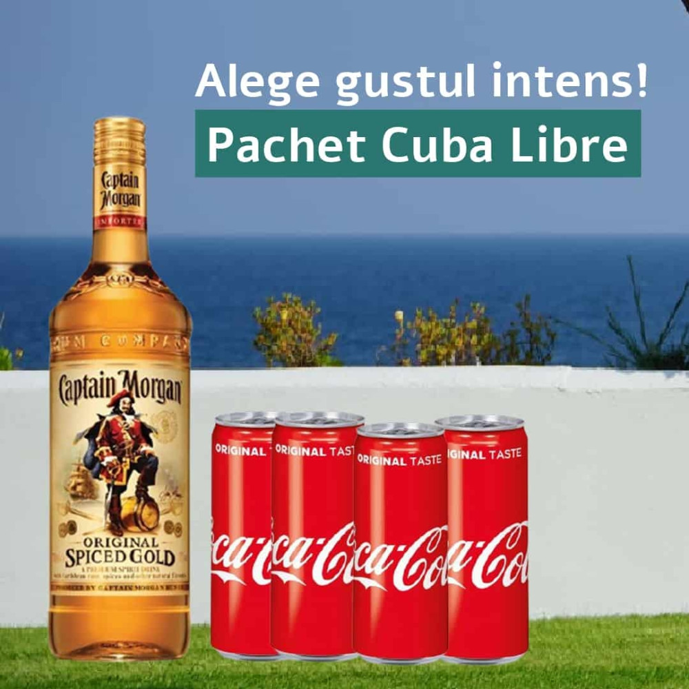 Pachet Summer Cuba Libre