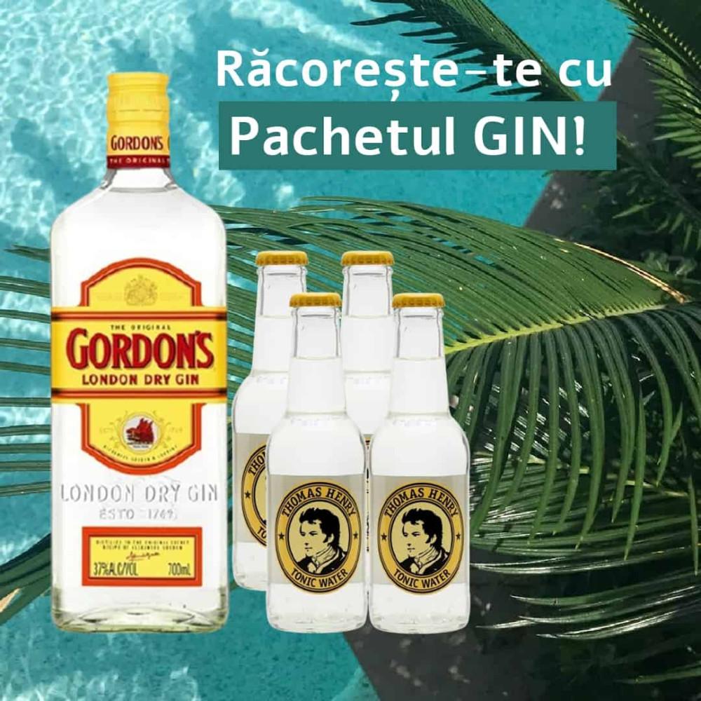 Pachet Summer Gin Tonic