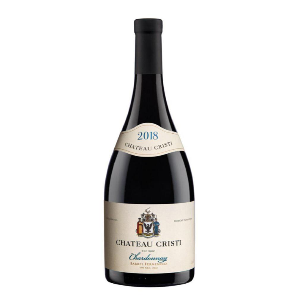 Chateau Cristi Chardonnay Barrel Fermented 0.75L