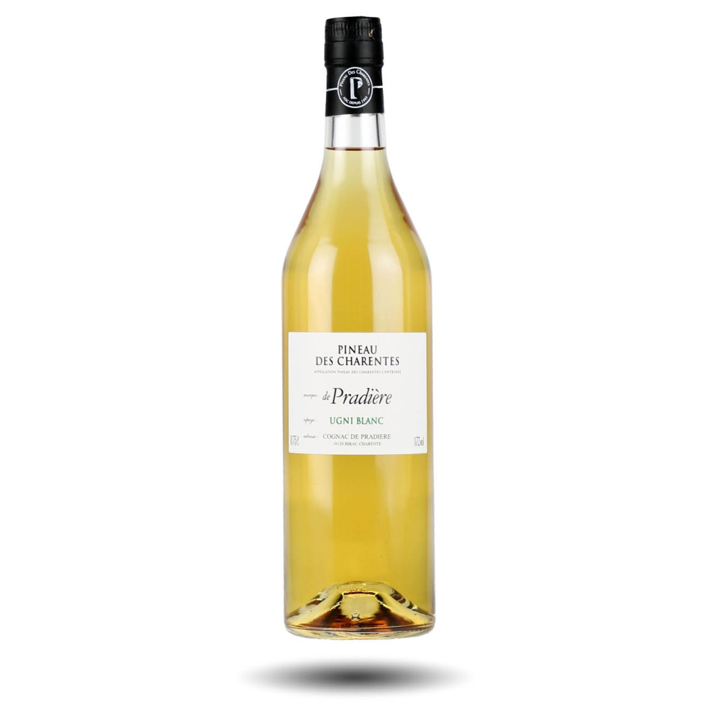 Vin Aperitiv Pineau de Pradiere Blanc 0.75L