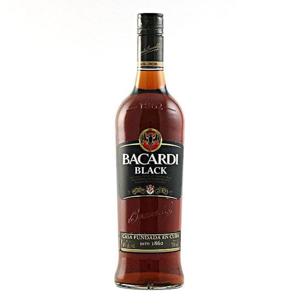 Rom Bacardi Black 0.7L