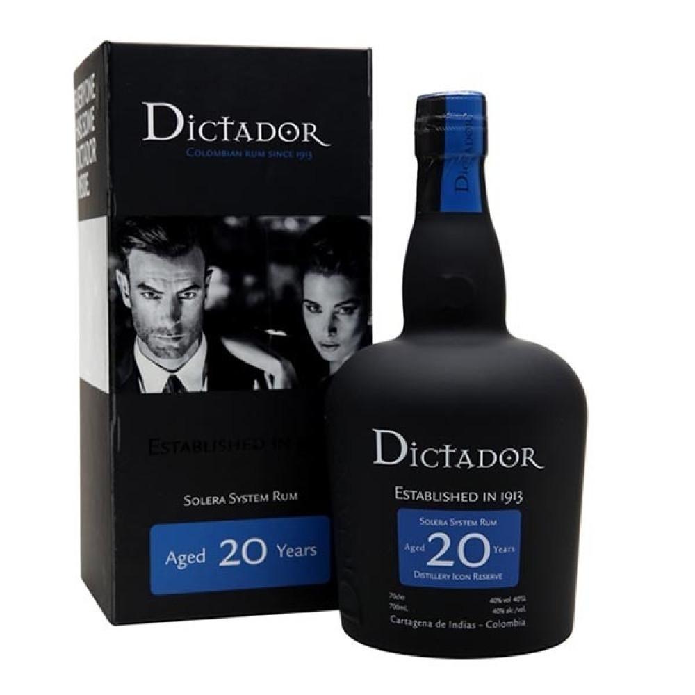 Rom Dictador 20 Ani 0.7L