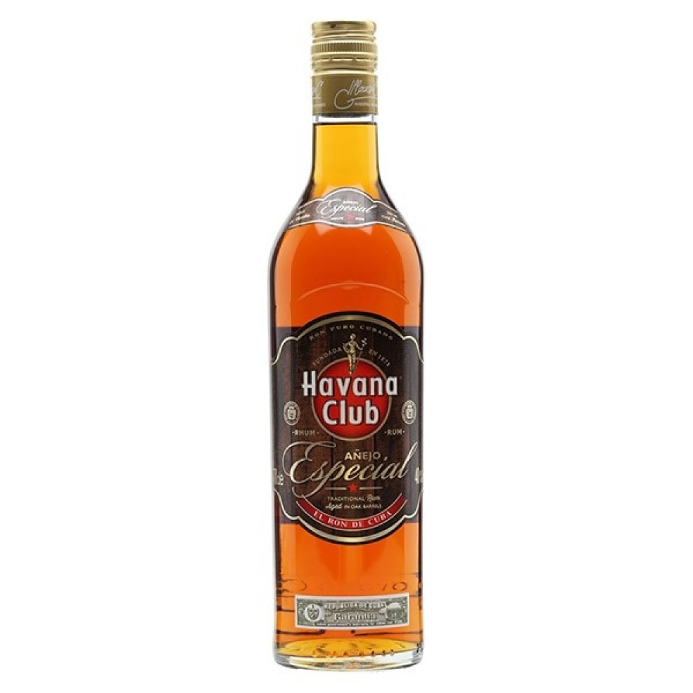 Rom Havana Club Anejo Especial 0.7L