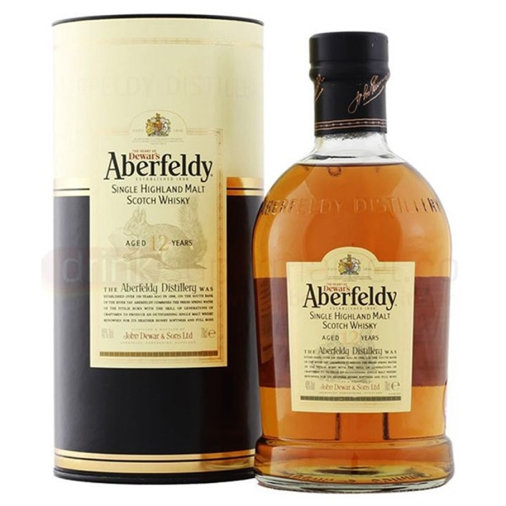 Scotch Aberfeldy 12 ani 0.7L