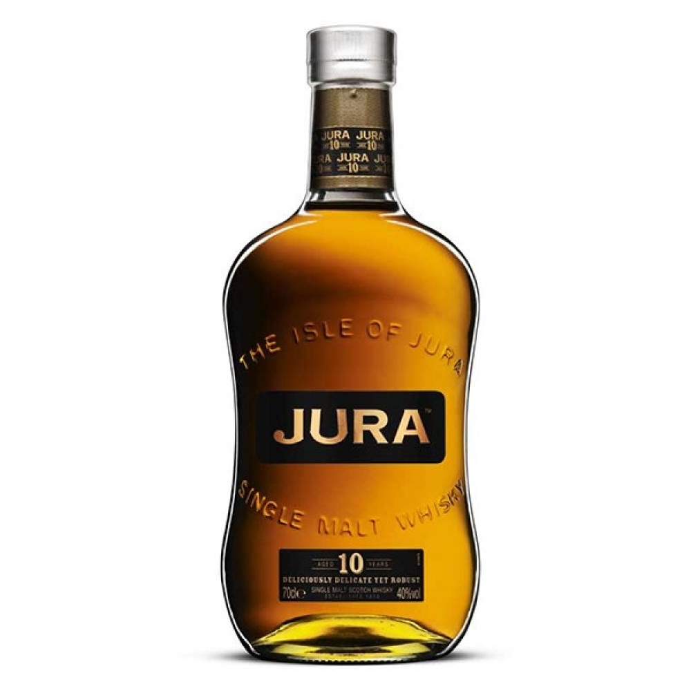 Scotch Isle Of Jura 10 ani Origin 0.7L