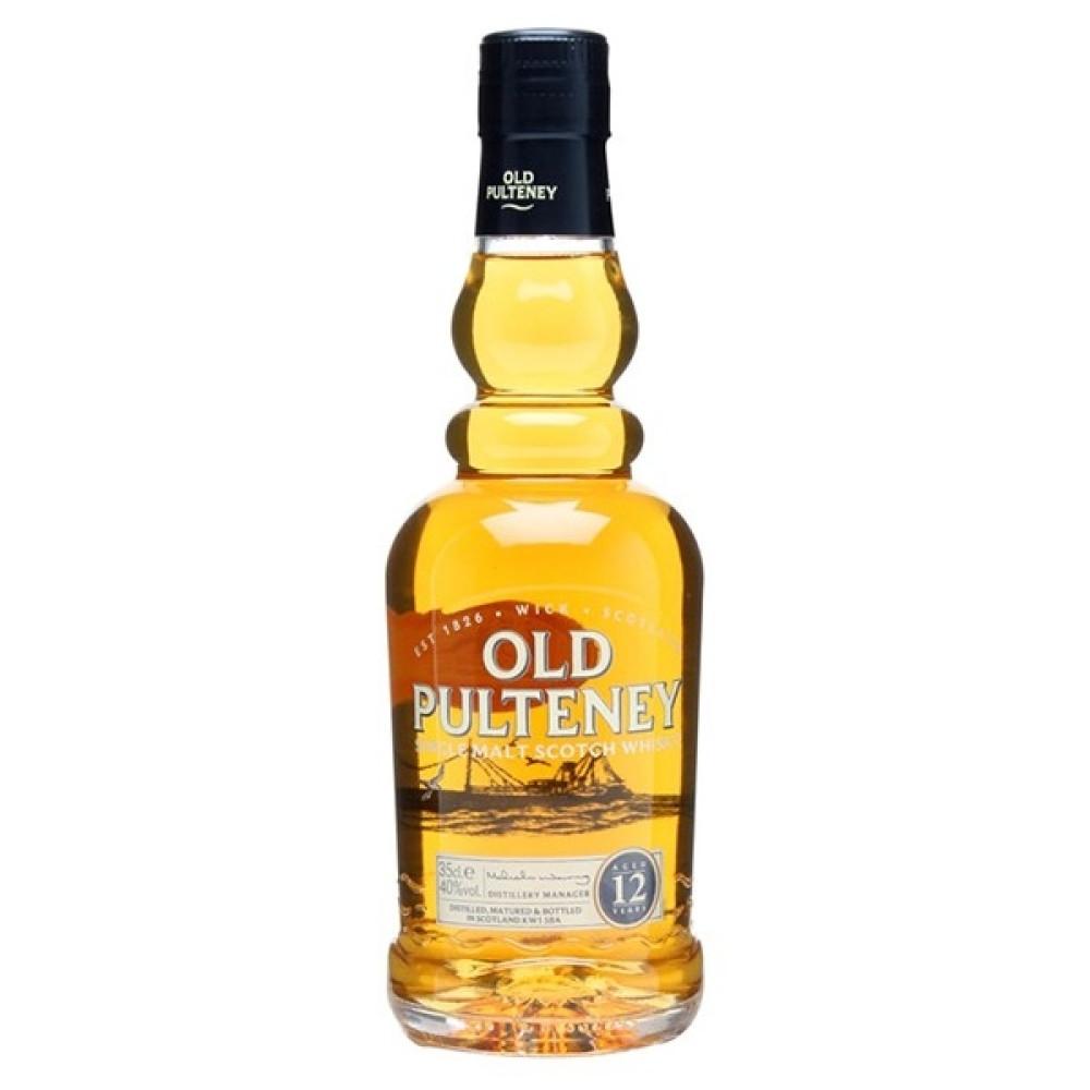 Scotch Old Pulteney 12 ani 0.7L