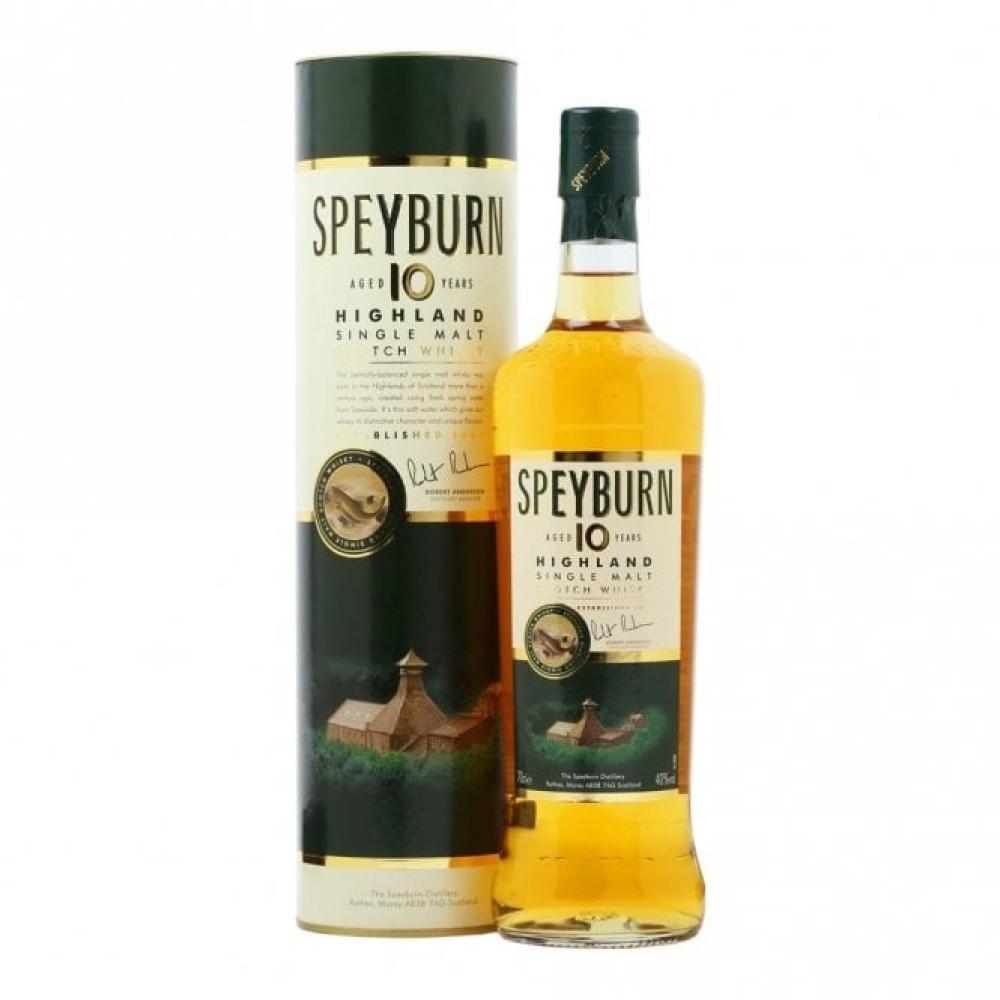 Whisky Speyburn 10 Ani 0.7L