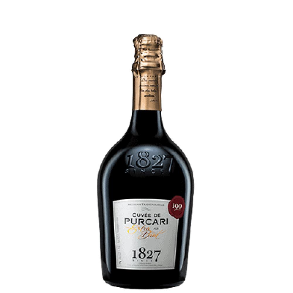 Spumant Purcari Extra Brut 0.75L