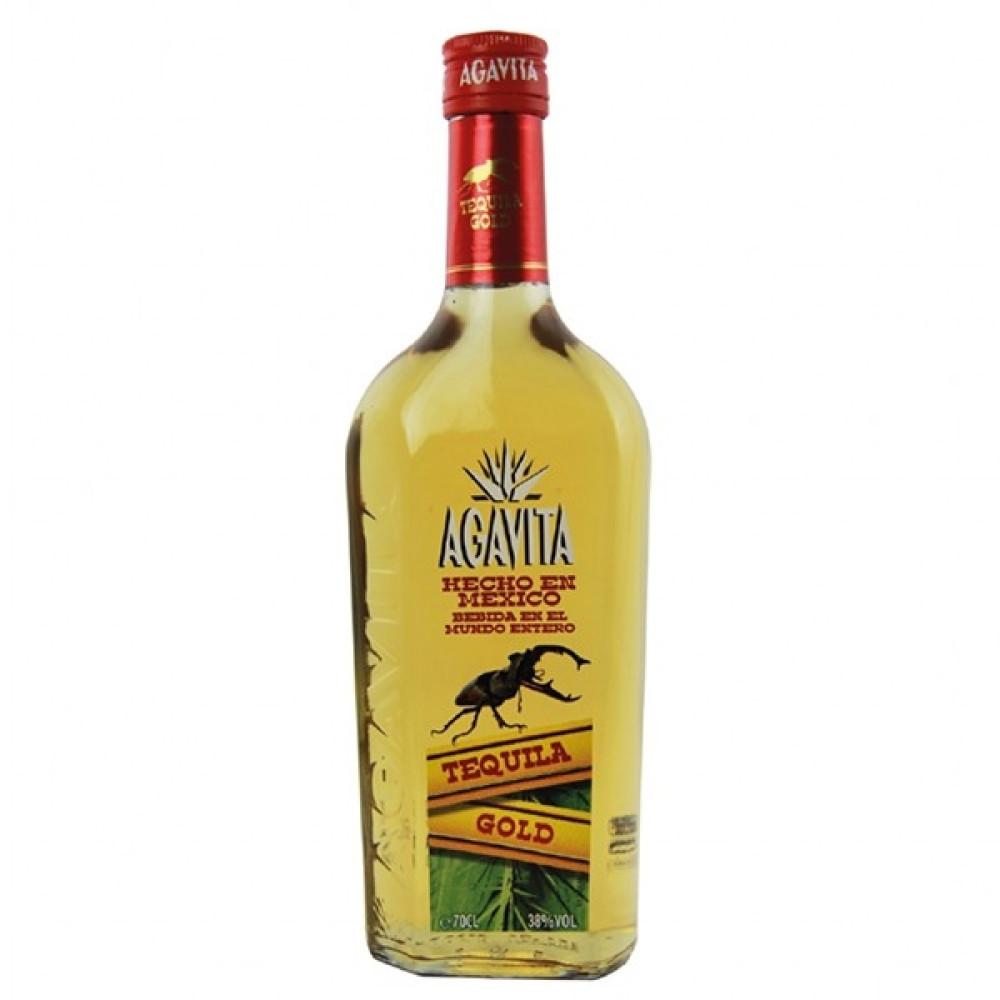 Tequila Agavita Gold 0.7L