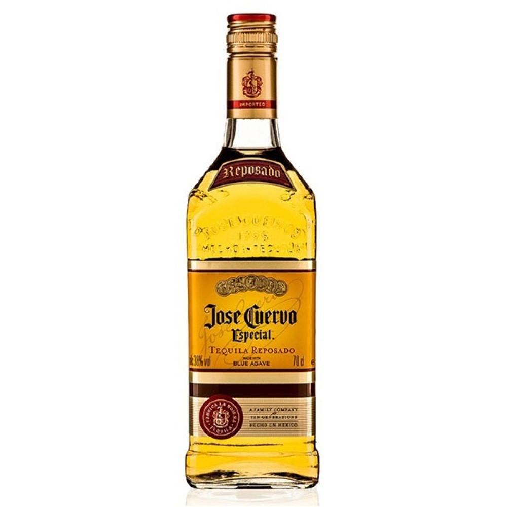 Tequila Jose Cuervo Especial Gold 1L