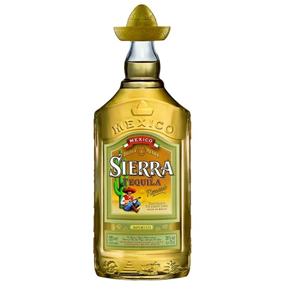 Tequila Sierra Reposado 0.7L