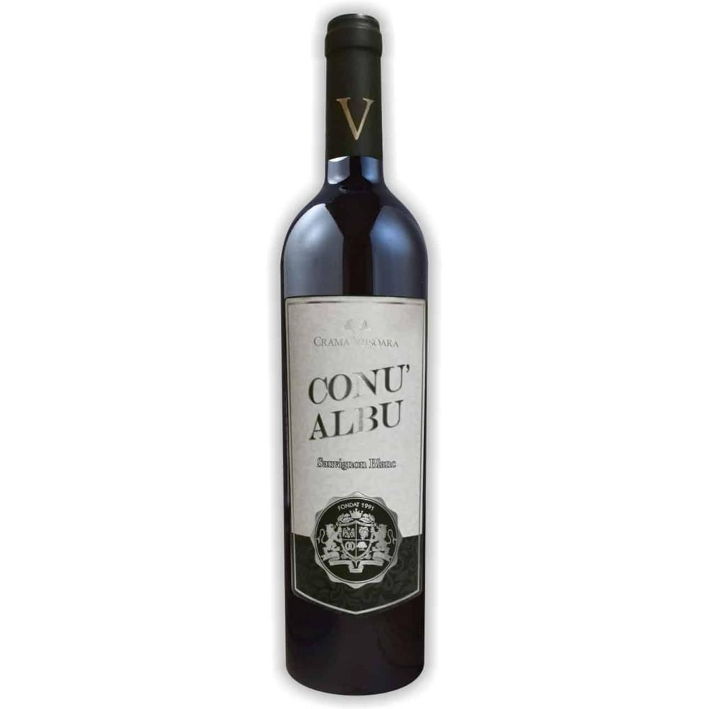 Vin Sauvignon Blanc Conu' Albu 0.75L