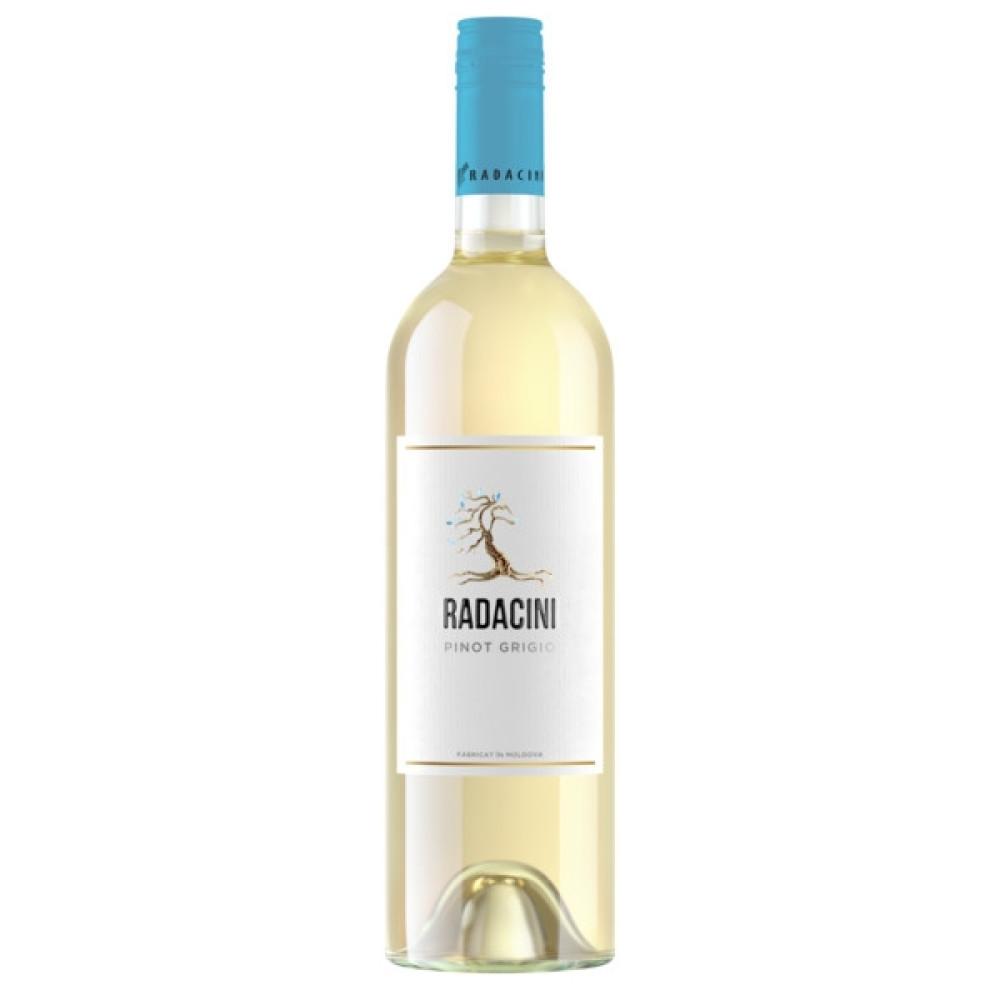 Vin Alb Radacini Pinot Grigio 0.75L