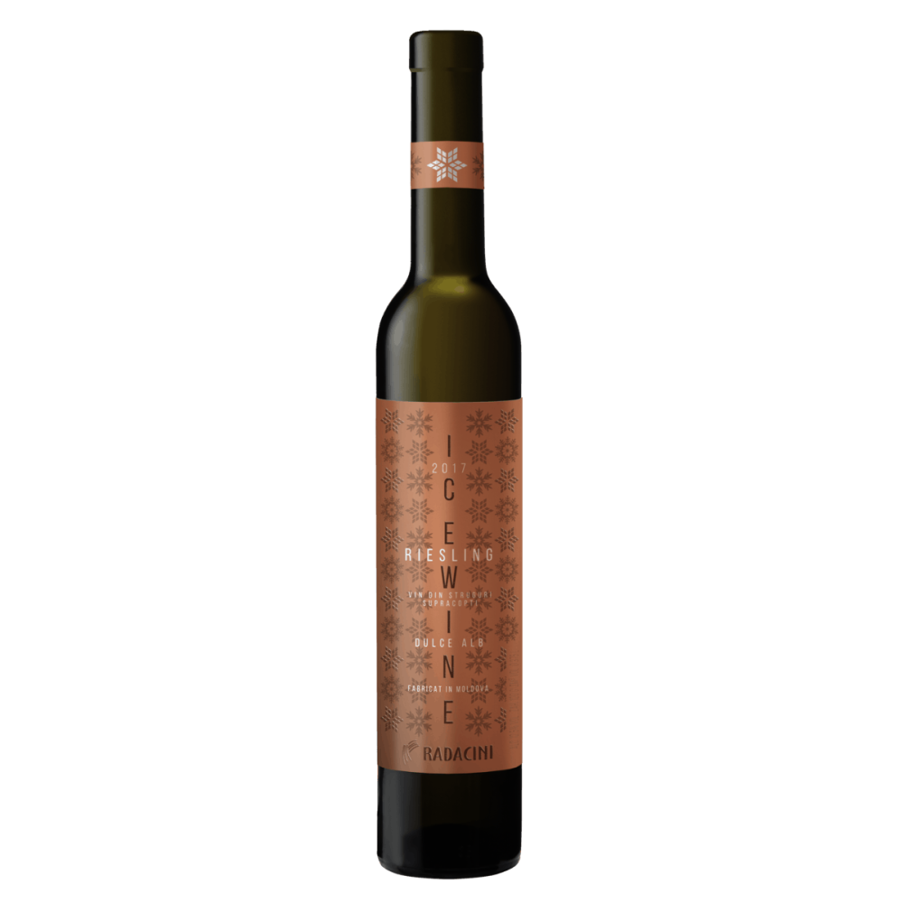 Vin Alb Radacini Riesling Ice Wine 0.375L