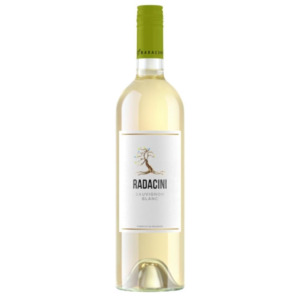 Vin Alb Radacini Sauvignon Blanc 0.75L