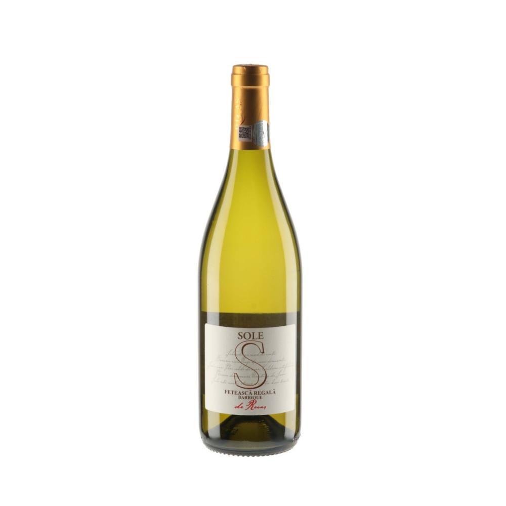 Vin Sole Feteasca Regala Barrique 0.75L