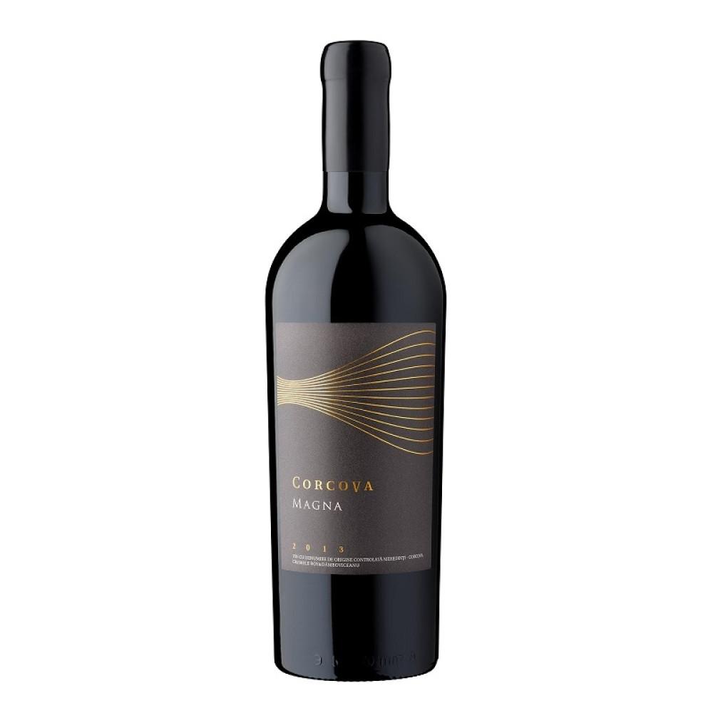 Vin Rosu Corcova Cuvee Magna 2013 0.75L