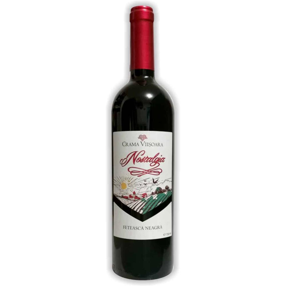 Vin Feteasca Neagra Nostalgia 0.75L