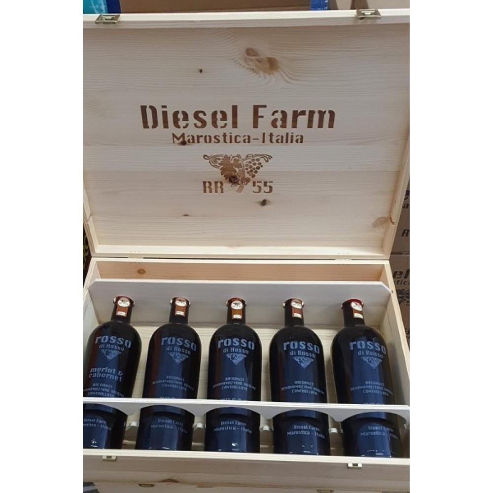 Vin Rosu Diesel Farm Rosso di Rosso Collection