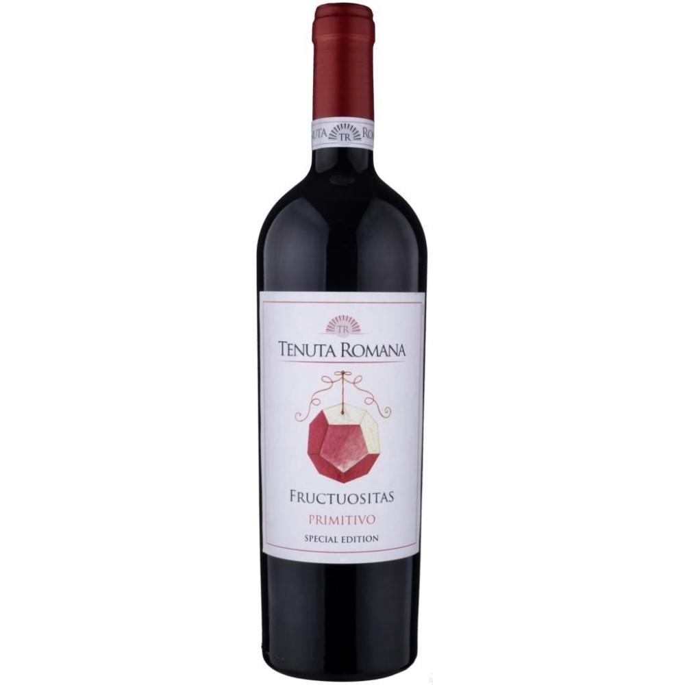 Vin Rosu Tenuta Romana Special Edition Primitivo 2018 0.75L