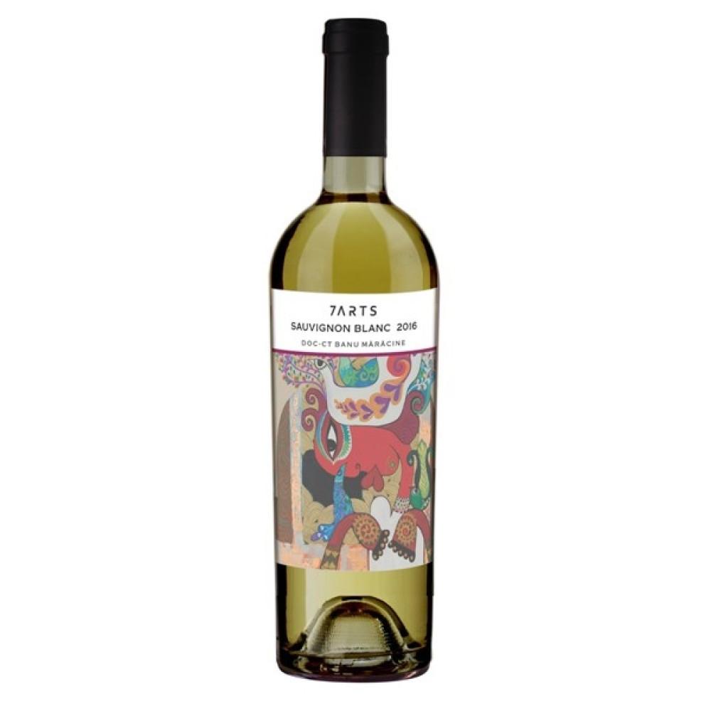 Vin 7 Arts Sauvignon Blanc 0.75L