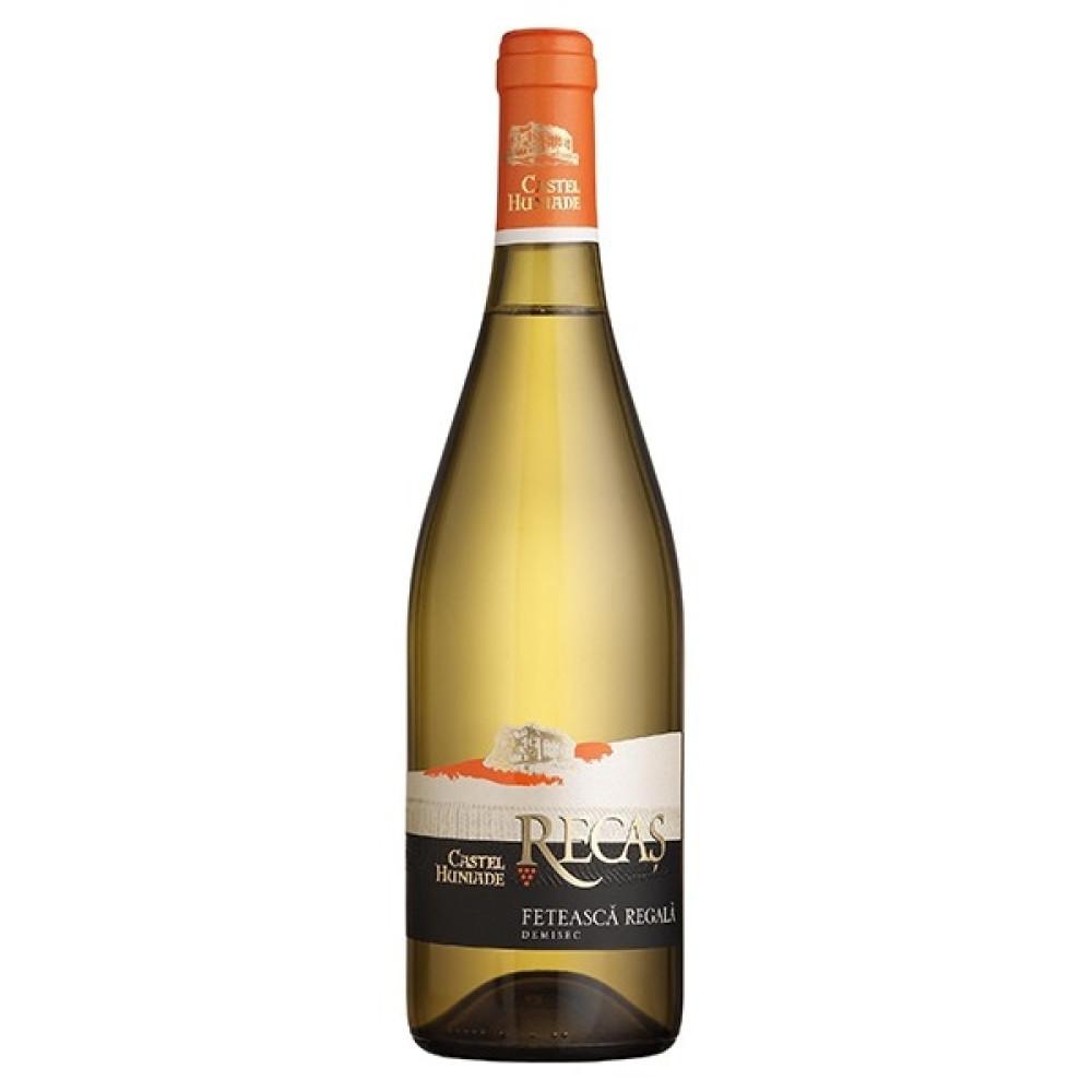 Vin Recas Castel Huniade Feteasca Regala 0.75L