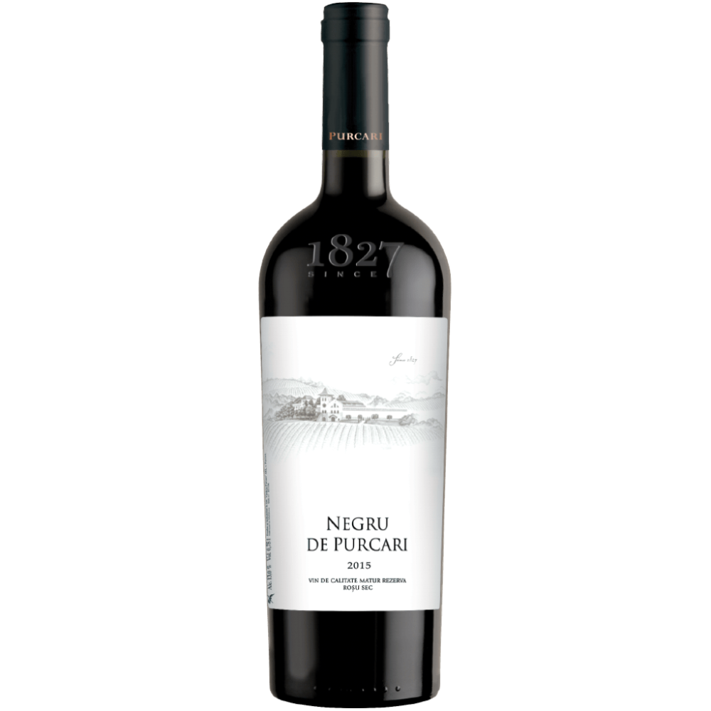 Vin Rosu Negru de Purcari 0.75L