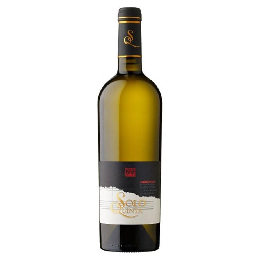 Vin Alb Solo Quinta  0.75L