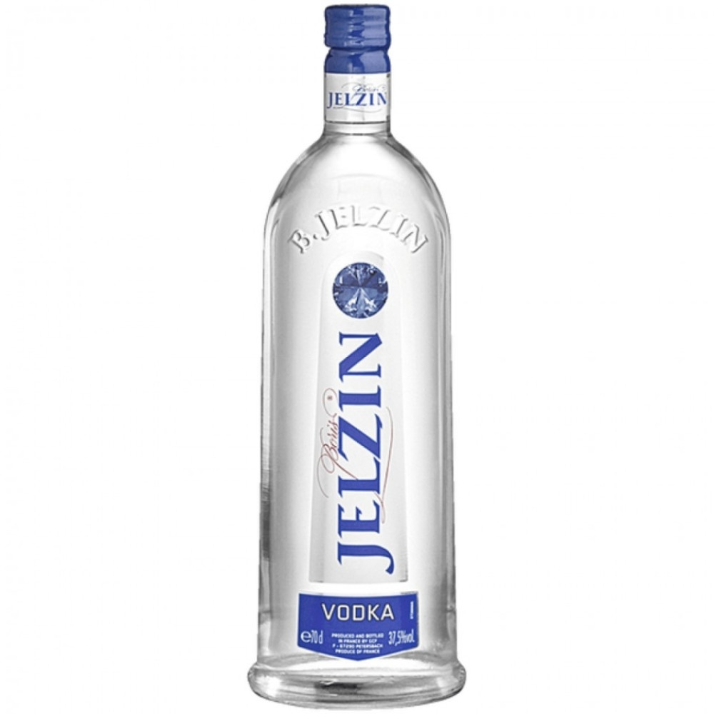 Vodka Boris Jelzin 1L