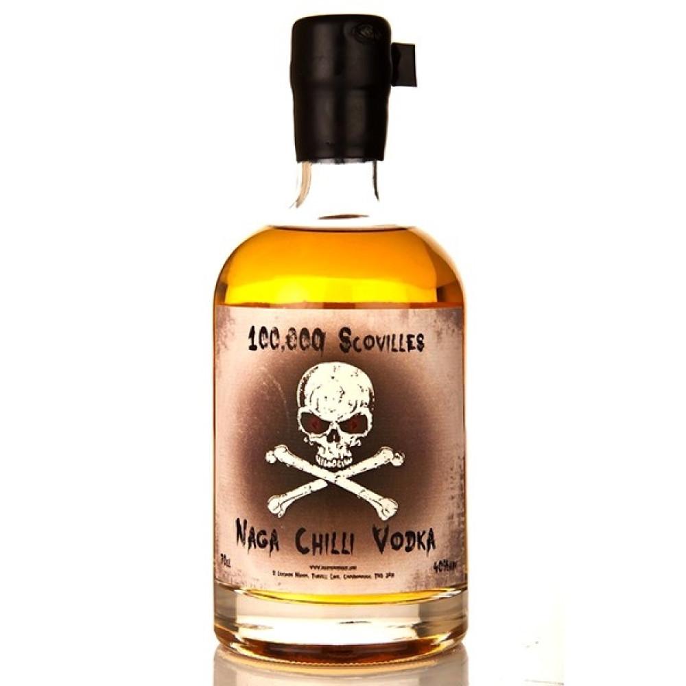Vodka Naga Chilli 100000 Scovilles 0.7L