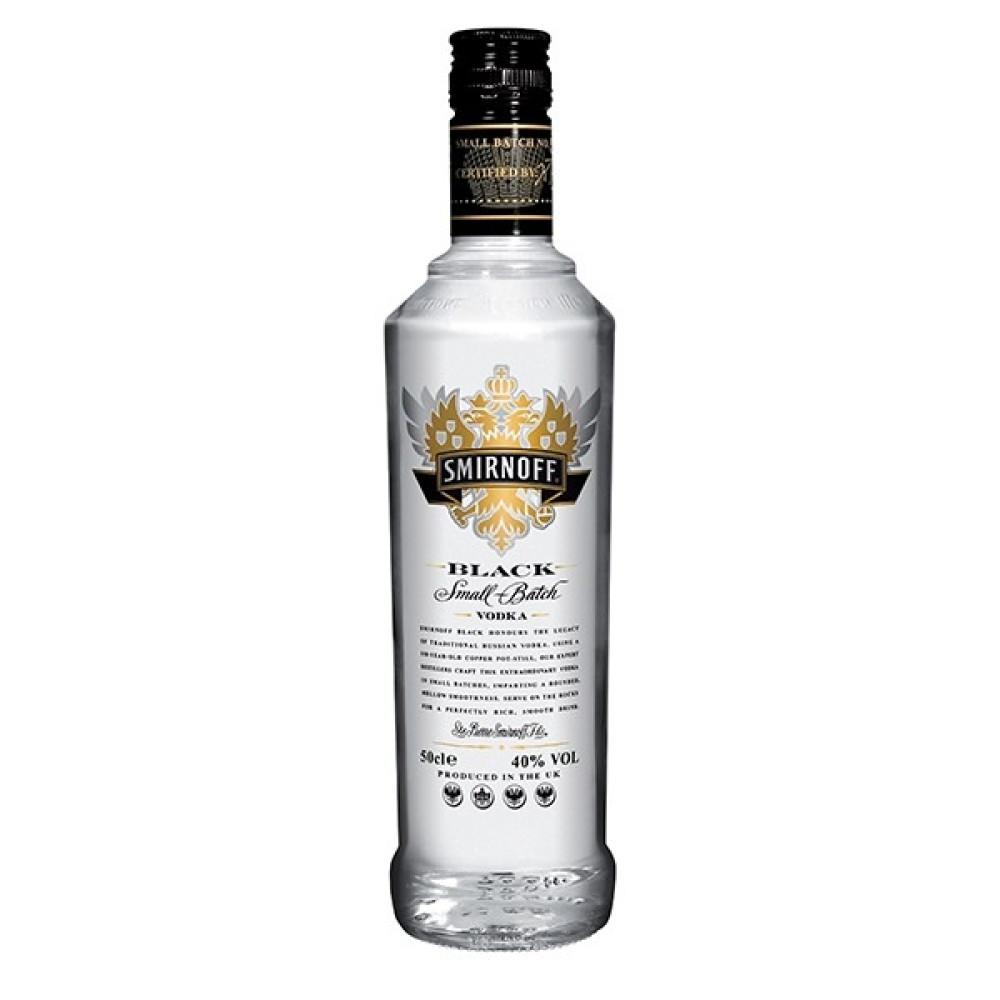 Vodka Smirnoff Black No.55 0.7L